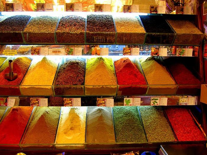 Египетский базар (или Рынок Пряностей) 18015