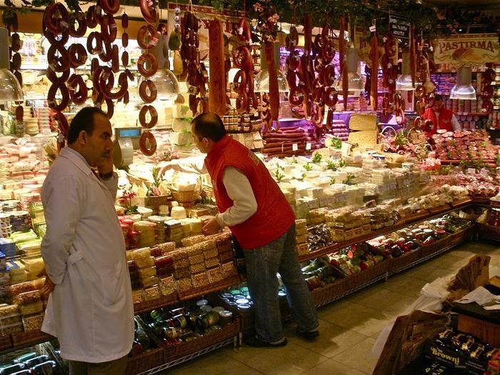 Египетский базар (или Рынок Пряностей) 89037