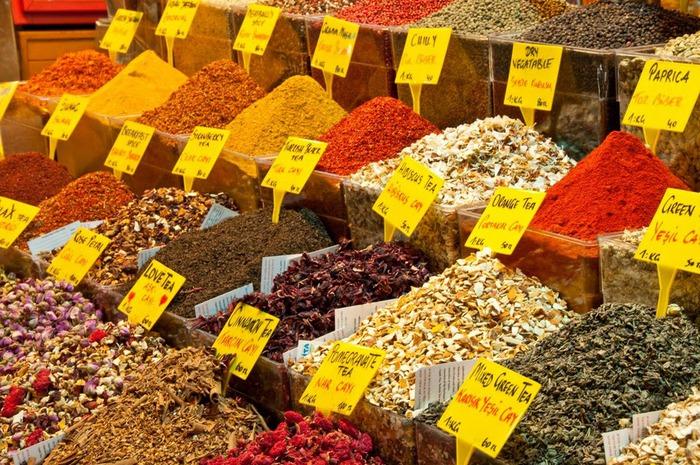 Египетский базар (или Рынок Пряностей) 61914