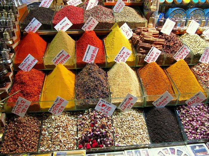 Египетский базар (или Рынок Пряностей) 70512