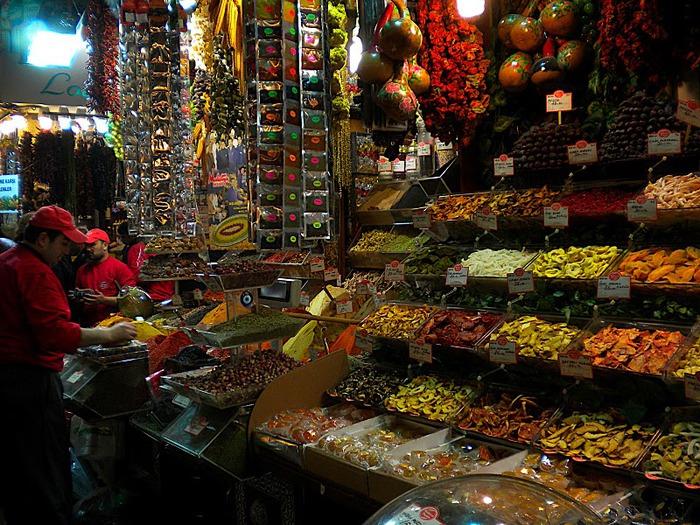 Египетский базар (или Рынок Пряностей) 87576