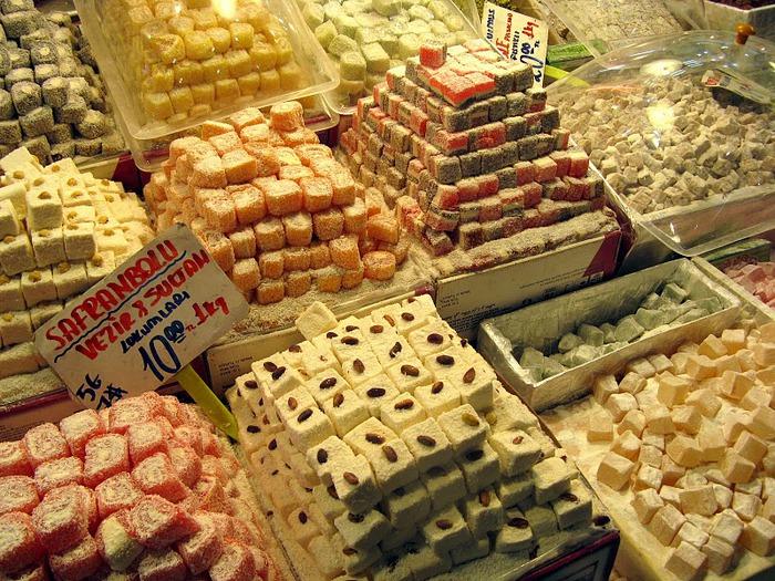 Египетский базар (или Рынок Пряностей) 48880
