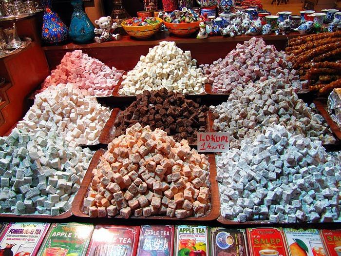 Египетский базар (или Рынок Пряностей) 75429