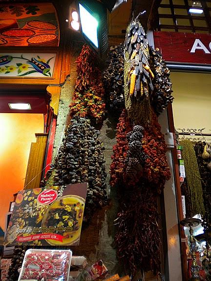 Египетский базар (или Рынок Пряностей) 11967