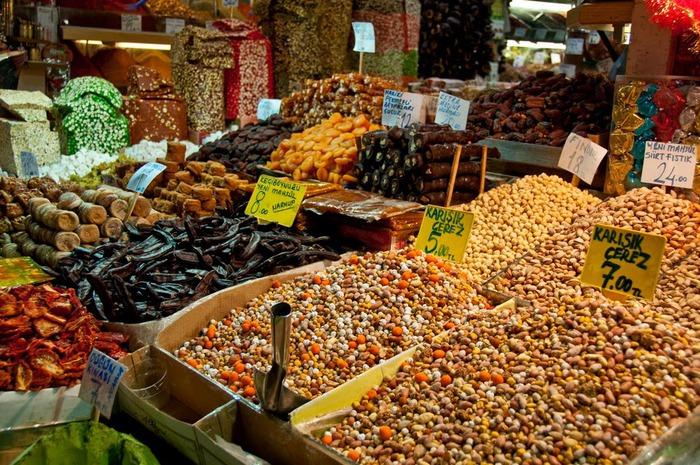 Египетский базар (или Рынок Пряностей) 90480