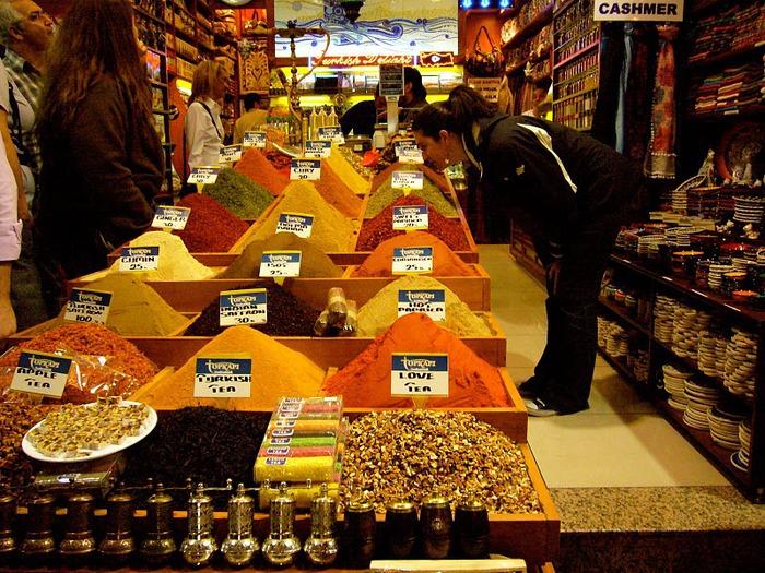 Египетский базар (или Рынок Пряностей) 63730