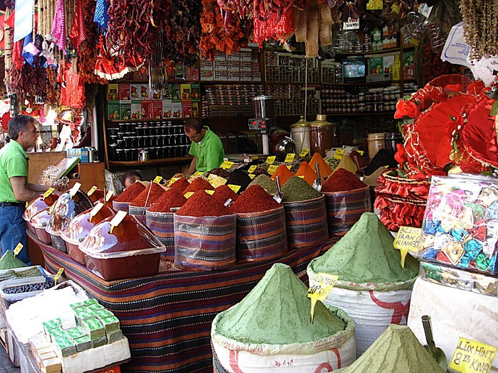 Египетский базар (или Рынок Пряностей) 40420