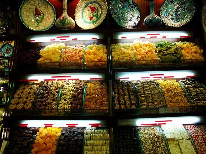 Египетский базар (или Рынок Пряностей) 14745