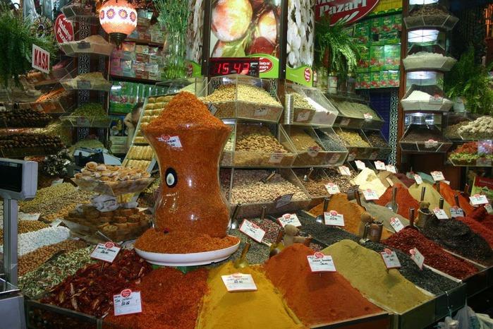 Египетский базар (или Рынок Пряностей) 93523
