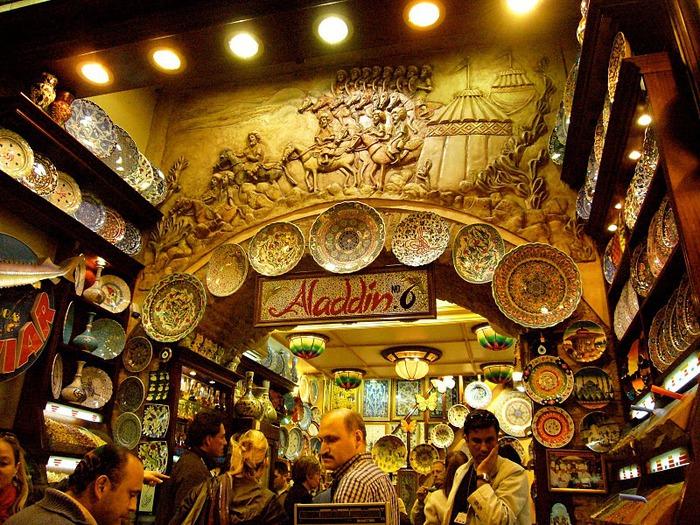 Гранд Базар в Стамбуле (Grand Bazaar Istanbul) 45783
