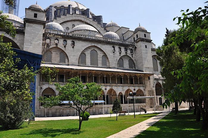 Мечеть Сулеймана - мечеть, которую хранит любовь!. 87140