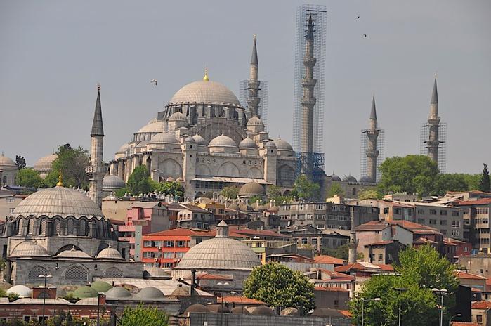 Мечеть Сулеймана - мечеть, которую хранит любовь!. 78482