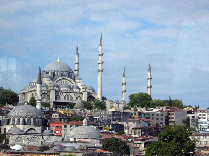 Мечеть Сулеймана - мечеть, которую хранит любовь!. 84042
