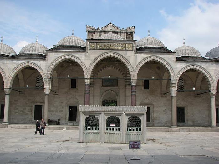 Мечеть Сулеймана - мечеть, которую хранит любовь!. 96717