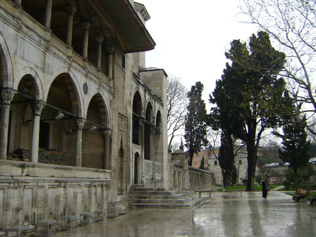 Мечеть Сулеймана - мечеть, которую хранит любовь!. 87387