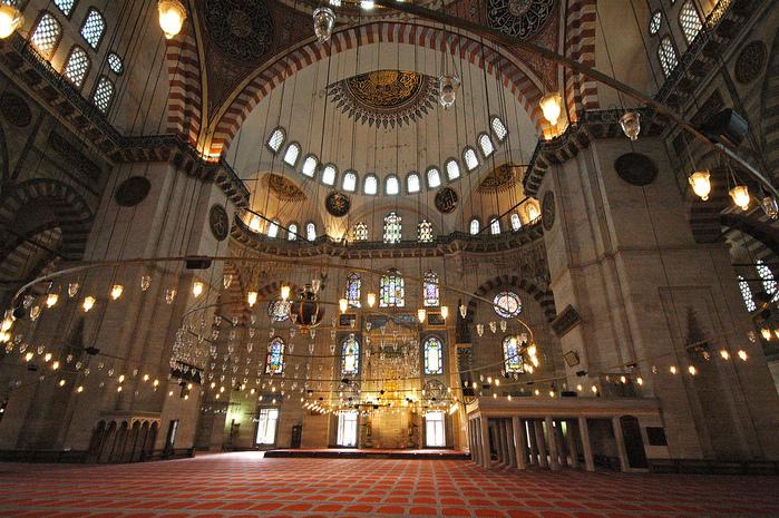 Мечеть Сулеймана - мечеть, которую хранит любовь!. 26500