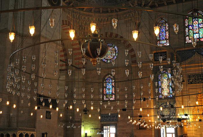 Мечеть Сулеймана - мечеть, которую хранит любовь!. 89231
