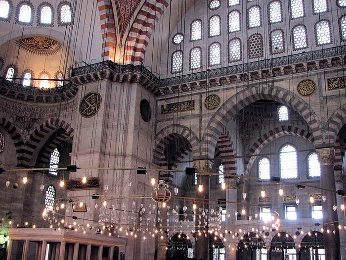 Мечеть Сулеймана - мечеть, которую хранит любовь!. 49182
