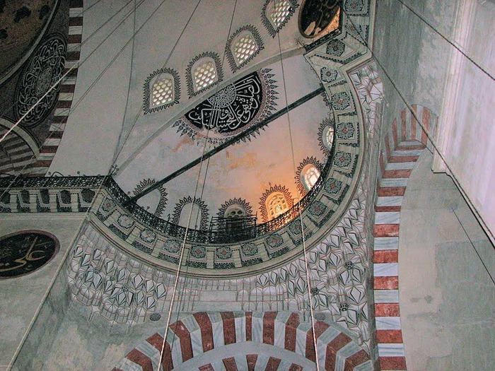 Мечеть Сулеймана - мечеть, которую хранит любовь!. 84646