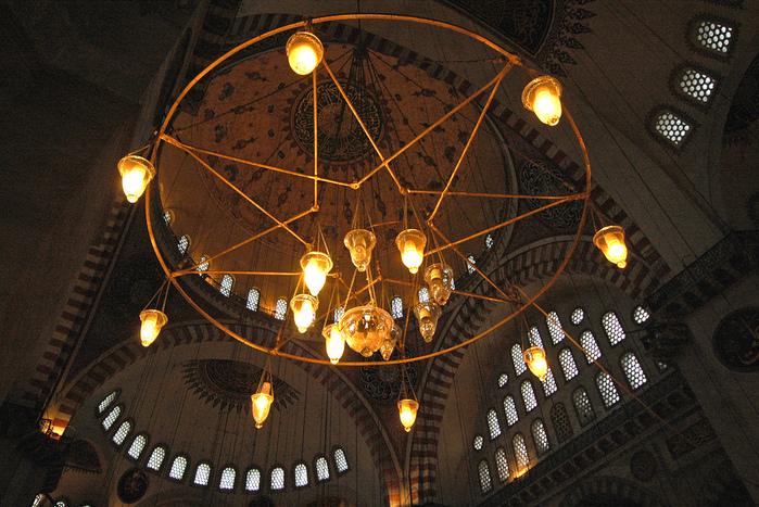Мечеть Сулеймана - мечеть, которую хранит любовь!. 25144