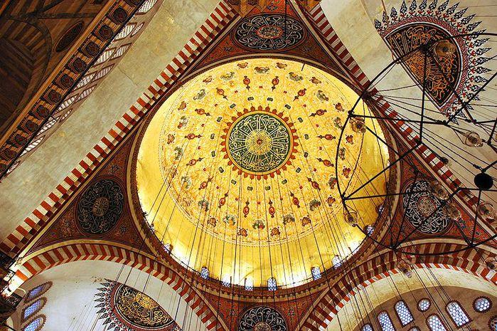 Мечеть Сулеймана - мечеть, которую хранит любовь!. 13642
