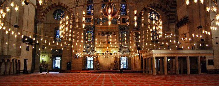 Мечеть Сулеймана - мечеть, которую хранит любовь!. 15365