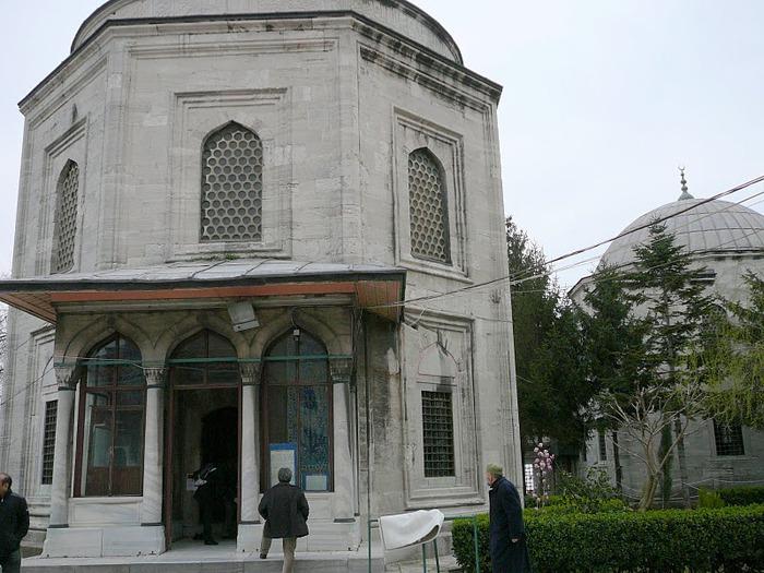 Мечеть Сулеймана - мечеть, которую хранит любовь!. 95331