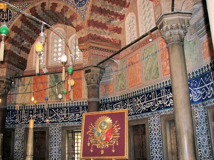 Мечеть Сулеймана - мечеть, которую хранит любовь!. 12605