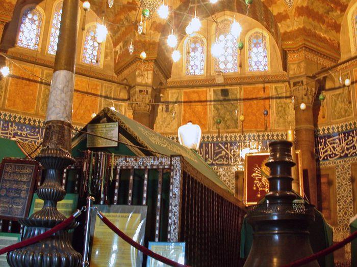 Мечеть Сулеймана - мечеть, которую хранит любовь!. 94550