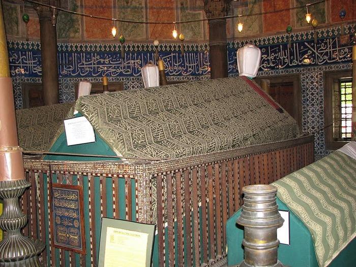 Мечеть Сулеймана - мечеть, которую хранит любовь!. 87695