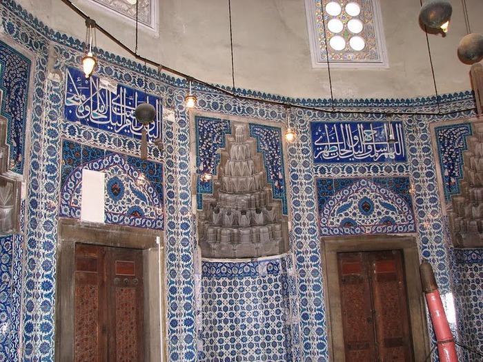 Мечеть Сулеймана - мечеть, которую хранит любовь!. 69825
