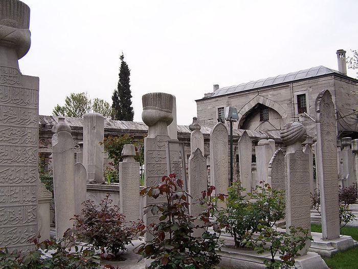 Мечеть Сулеймана - мечеть, которую хранит любовь!. 33040
