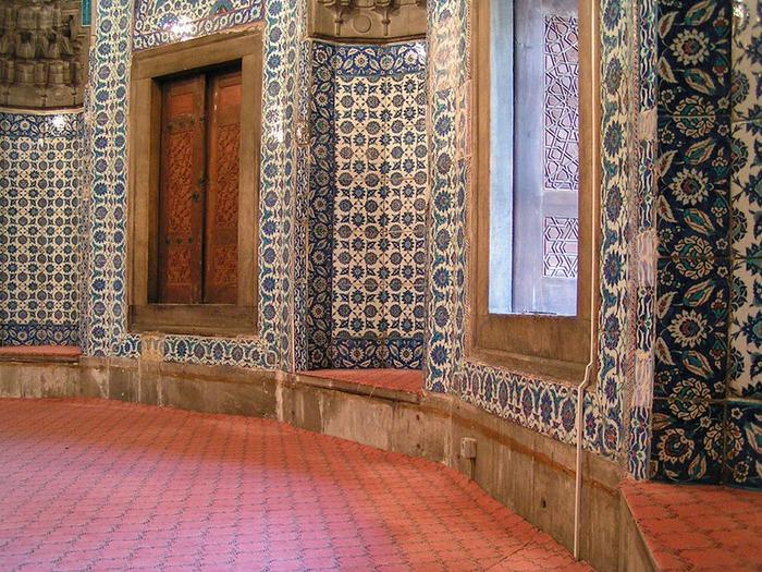 Мечеть Сулеймана - мечеть, которую хранит любовь!. 38843