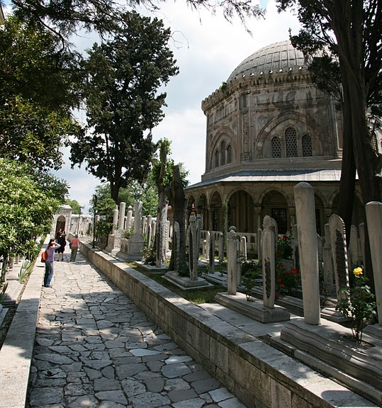 Мечеть Сулеймана - мечеть, которую хранит любовь!. 17376