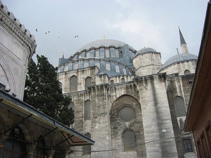 Мечеть Сулеймана - мечеть, которую хранит любовь!. 52198