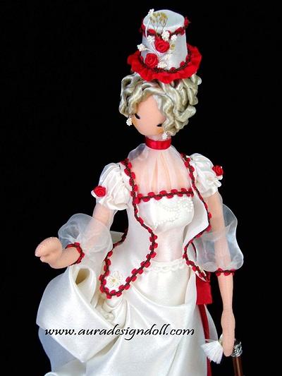 Как сшить тильдовскую куклу в фото