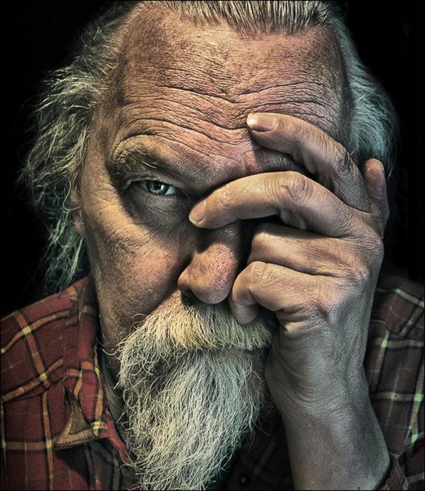 20 примеров HDR-портретов
