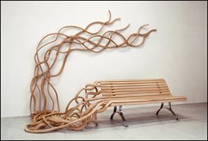 15 креативных скамеек
