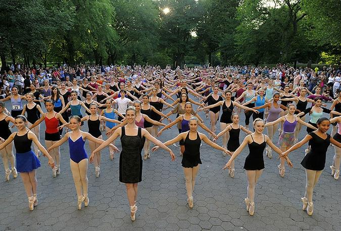 230 балерин США