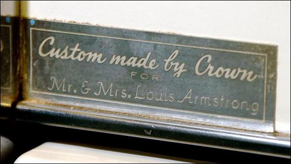 109 лет со дня рождения непревзойдённого Луи Армстронга