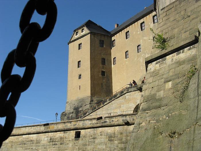 Крепость Кёнигштайн 92669