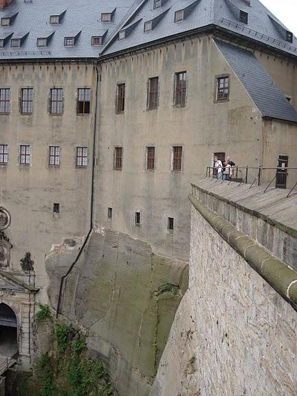 Крепость Кёнигштайн 83891