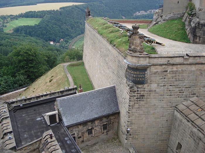 Крепость Кёнигштайн 71163