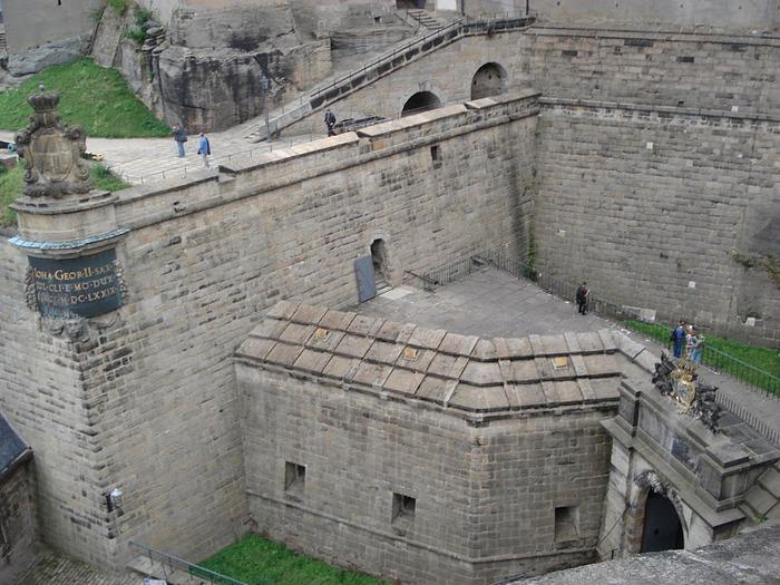 Крепость Кёнигштайн 68249
