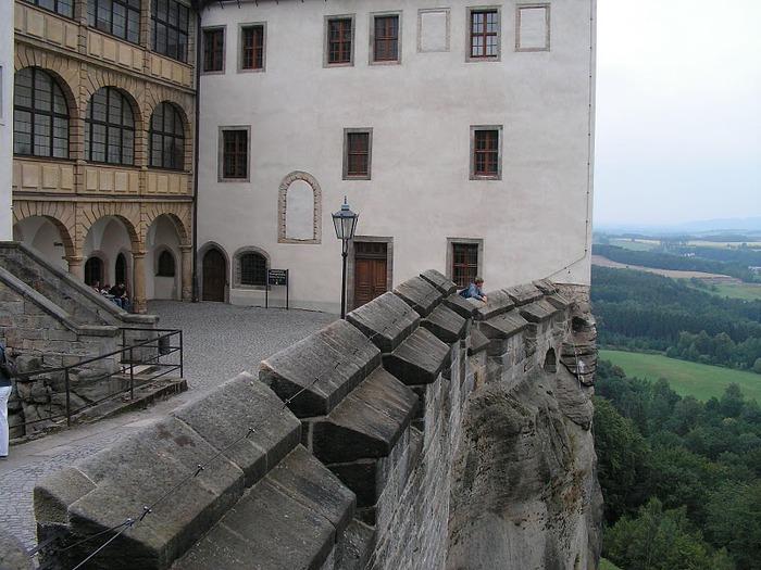 Крепость Кёнигштайн 59180