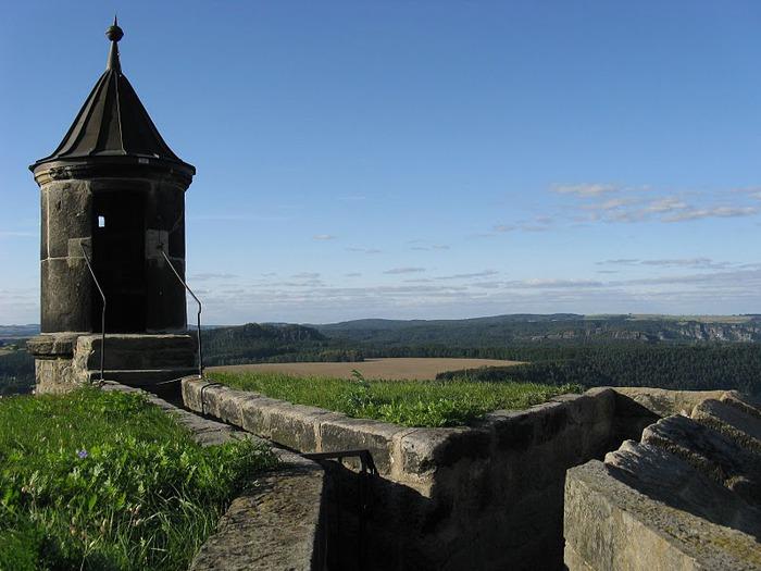 Крепость Кёнигштайн 21530