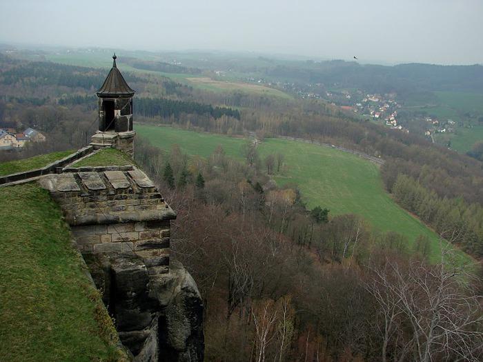 Крепость Кёнигштайн 38742