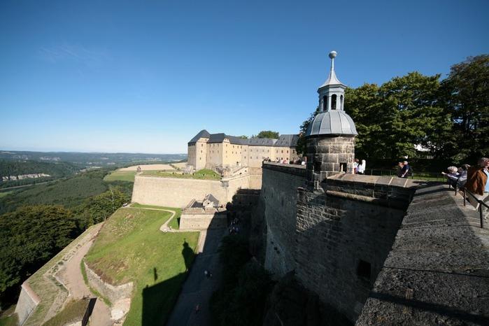 Крепость Кёнигштайн 26536