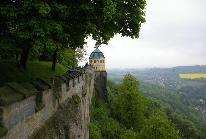 Крепость Кёнигштайн 71487
