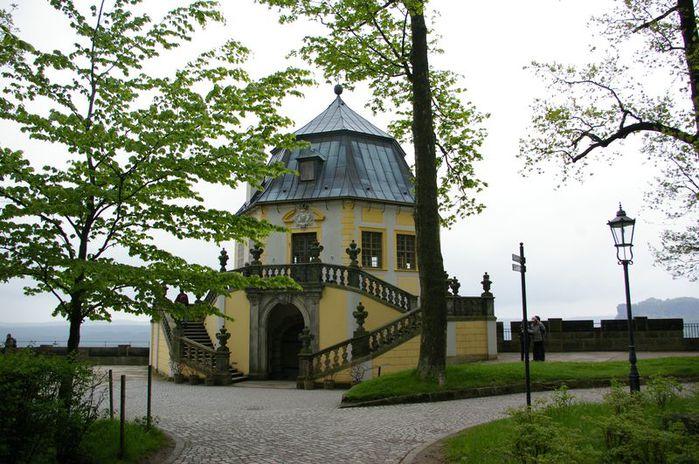 Крепость Кёнигштайн 18883